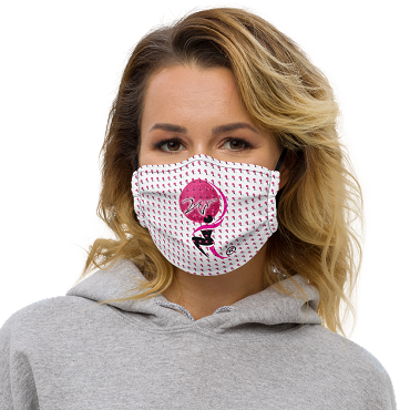 Premium face mask - YW Print All Over